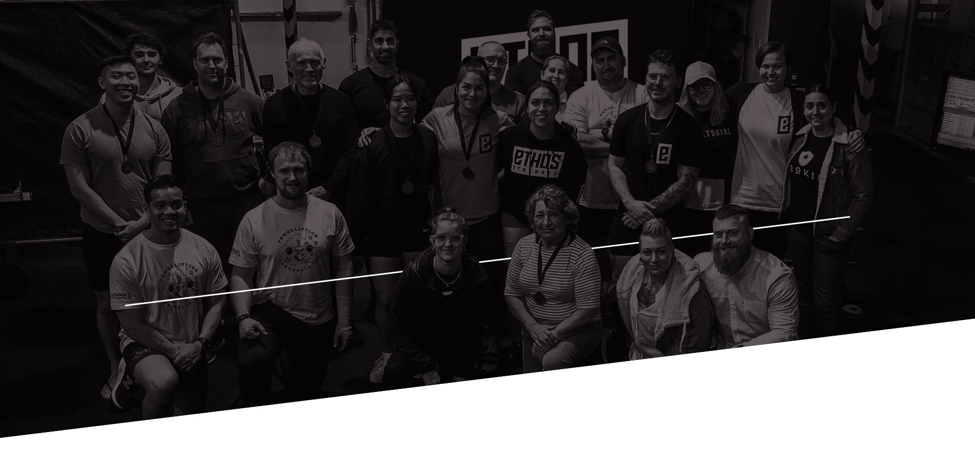 Ethos Strength Team | Home Page Picture