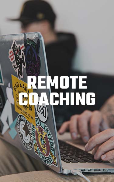 Remote Strength Coaching